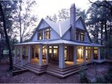 House Plans with Porches All the Way Around Like the Wrap Around Porch with Glass Doors Windows All