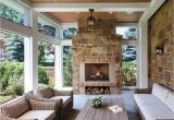 House Plans with Porches and Fireplaces A Country House In the City Screened Porches Porch and