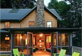 House Plans with Porches and Fireplaces Screened In Porch with Fireplace Sakuraclinic Co