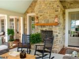 House Plans with Porches and Fireplaces tour the Fox Hill A Beautiful southern Living Plan Home