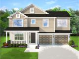 House Plans with Porches On Front and Back Traditional House Plan with Porches Front and Back