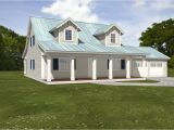 House Plans with Porches On Front and Back White House Plans with Large Front and Back Porches