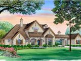House Plans with Portico Garage English Country Style House Plans 5518 Square Foot Home