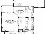 House Plans with Rear Side Entry Garage Rear Entry Garage and Two Exterior Choices 69204am