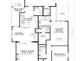 House Plans with Rear Side Entry Garage Side Entry Garage 5935nd Architectural Designs House