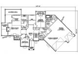 House Plans with Rear Side Entry Garage This 2378 Square Feet Traditional Style 5 Bedroom 4 Bath