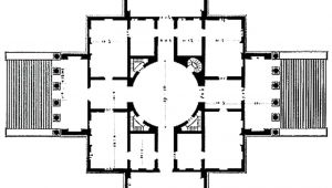 House Plans with Rotunda Around the Veneto Venice and Croatia