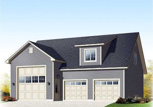 House Plans with Rv Storage Two Bays Plus Rv Storage 21944dr Architectural Designs