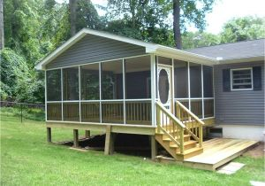 House Plans with Screened Back Porch Mobile Home Screened Porch Ideas