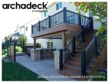 House Plans with Second Story Porch How to Build A Second Floor Deck Hungrybuzz Info