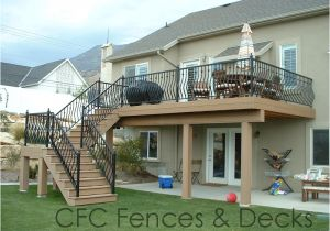 House Plans with Second Story Porch Second Story Decks Utah Deck Experts House Plans 79952