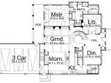 House Plans with Spiral Staircase Dramatic Spiral Staircase 12072jl Architectural