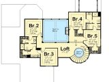 House Plans with Spiral Staircase Plan 62493dj Spiral Stair Elegance