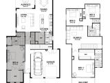House Plans with Two Bedrooms Downstairs 2 Story House Plans Master Bedroom Downstairs