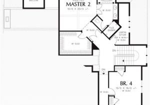 House Plans with Two Separate Living Quarters House Plans Separate Living Quarters House Design Plans