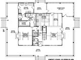 House Plans with Wrap Around Porch and Open Floor Plan Complete Wrap Around Porch 58304sv Architectural