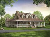 House Plans with Wrap Around Porches 1 Story Single Story Farmhouse with Wrap Around Porch Square