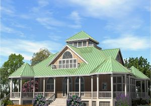 House Plans with Wrap Around Porches 1 Story southern House Plans with Wrap Around Porch Single Story