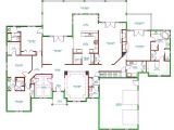 House Plans without Basements One Level House Plans with Basement One Level House Plans