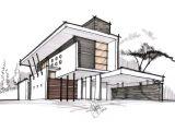 House Sketches Home Plans Image Result for Contemporary House Design Exterior Sketch