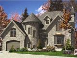 House with Turret Plans 3 Bedrm 1610 Sq Ft Victorian House Plan 158 1078