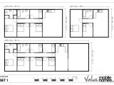 Houses Layouts Floor Plans Floorplans Value Mobile Homes
