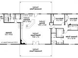 Houses Layouts Floor Plans Ranch House Plans Ottawa 30 601 associated Designs