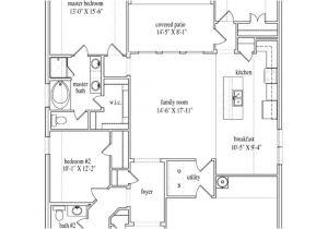 Houston Custom Home Builders Floor Plans Houston Custom Home Plans U0026 House Plan W3721 Detail