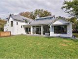 Houzz Homes Floor Plans Modern Farmhouse Farmhouse Exterior Austin by