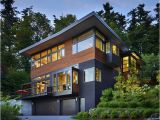 Houzz Homes Floor Plans Westlight House Contemporary Exterior Seattle by
