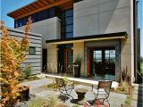 Houzz Modern Homes Plans City View Residence Contemporary Exterior Seattle
