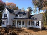 Houzz Modern Homes Plans Modern Farmhouse Farmhouse Exterior Cleveland by