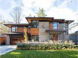 Houzz Modern Homes Plans Overhang Contemporary Exterior toronto by David