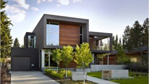 Houzz Modern Homes Plans Sd House Modern Exterior Edmonton by Thirdstone