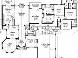 Huge Home Plans Gorgeous Four Bedroom House Plan Complete with Huge
