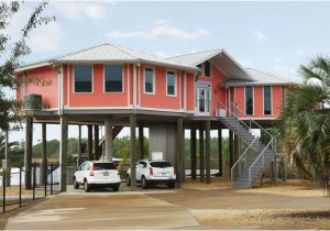 Hurricane Proof Home Plans Hurricane Proof Home On Pilings Stilt House Home Front