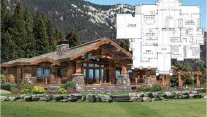 Hybrid Home Plans Hybrid Log Timber Frame Homes Precisioncraft