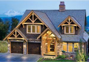 Hybrid Timber Frame Home Plans Compact Hybrid Timber Frame Home Design Photos