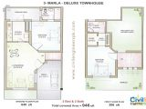 I Need someone to Draw My House Plans 3 Marla House Plans Civil Engineers Pk