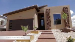 Icon Homes El Paso Floor Plans 3776 Loma Jacinto El Paso Tx 79938 by Icon Homes Youtube