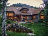 Idaho Home Plans Woodland Chalet Imbues Rustic Elegance In Idaho S Sun