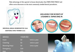 In House Dental Plans In House Dental Insurance 28 Images Queens Ny Dental