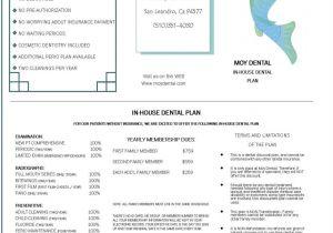 In House Dental Plans Marvelous In House Dental Insurance Plans Gallery Best