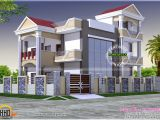 Indian Home Design 3d Plans 3d View and Floor Plan Kerala Home Design and Floor Plans
