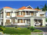 Indian Home Design 3d Plans Indian Style 3d House Elevations Kerala Home Design and