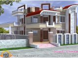 Indian Home Designs and Plans Exterior Design Of House In India Kerala Home Design and