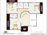 Indian Home Layout Plans India Home Design with House Plans 3200 Sq Ft