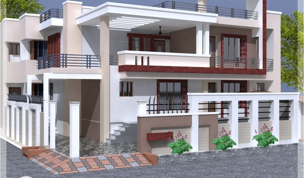 Indian Simple Home Design Plans India House Design with Free ...