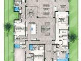 Indoor Outdoor Living Home Plans Florida House Plan with Indoor Outdoor Living 86023bw