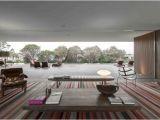 Indoor Outdoor Living Home Plans Marcio Kogan S Casa Lee Concrete House Open Plan Indoor